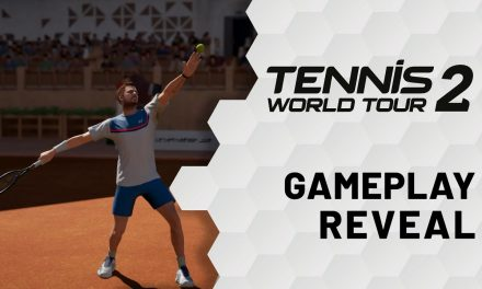 Tennis World Tour 2 Gameplay Reveal