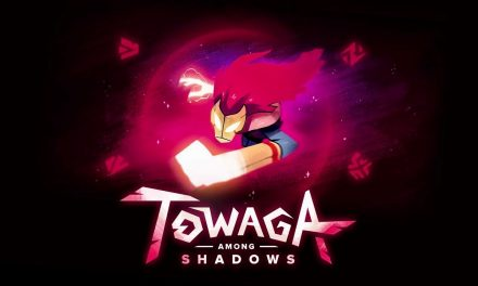 Twin-Stick Shmup Towaga Out Now For PC