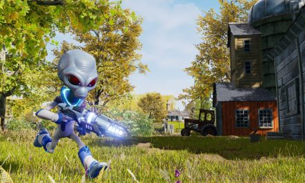 New Destroy All Humans! Trailer