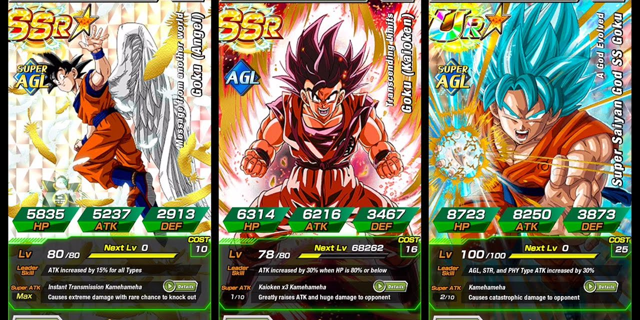 Celebrate Dragon Ball Z Dokkan Battle's 5th Anniversary With New Content!