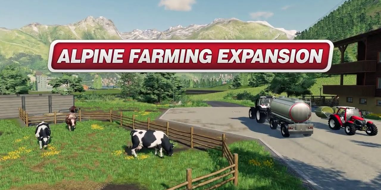 New Farming Simulator 19 Expansion Unveiled