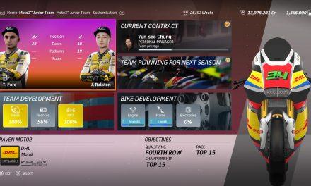 MotoGP 20 Junior Team Added To Career Mode