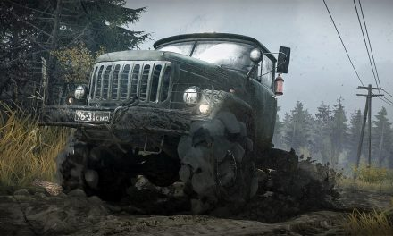 MudRunner is spinning its tyres over to mobile