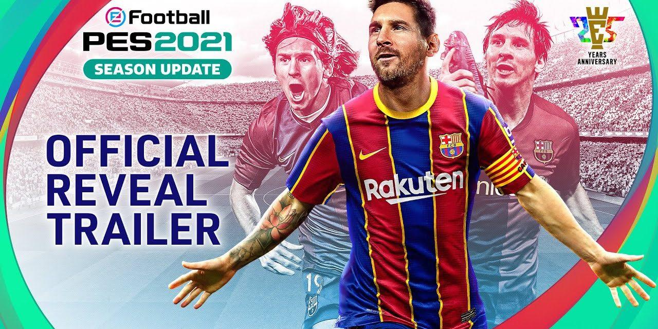 ICYMI: Konami Announced PES 2021 Update