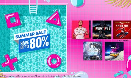 PlayStation Store Summer Sale is Live!