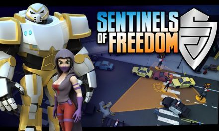 Create Your Custom Squad Of Heroes With Sentinels of Freedom