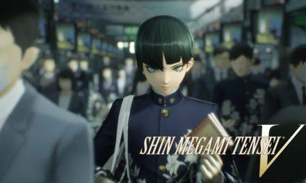 New Shin Megami Tensei V Trailer
