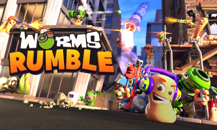 Worms Rumble Announced