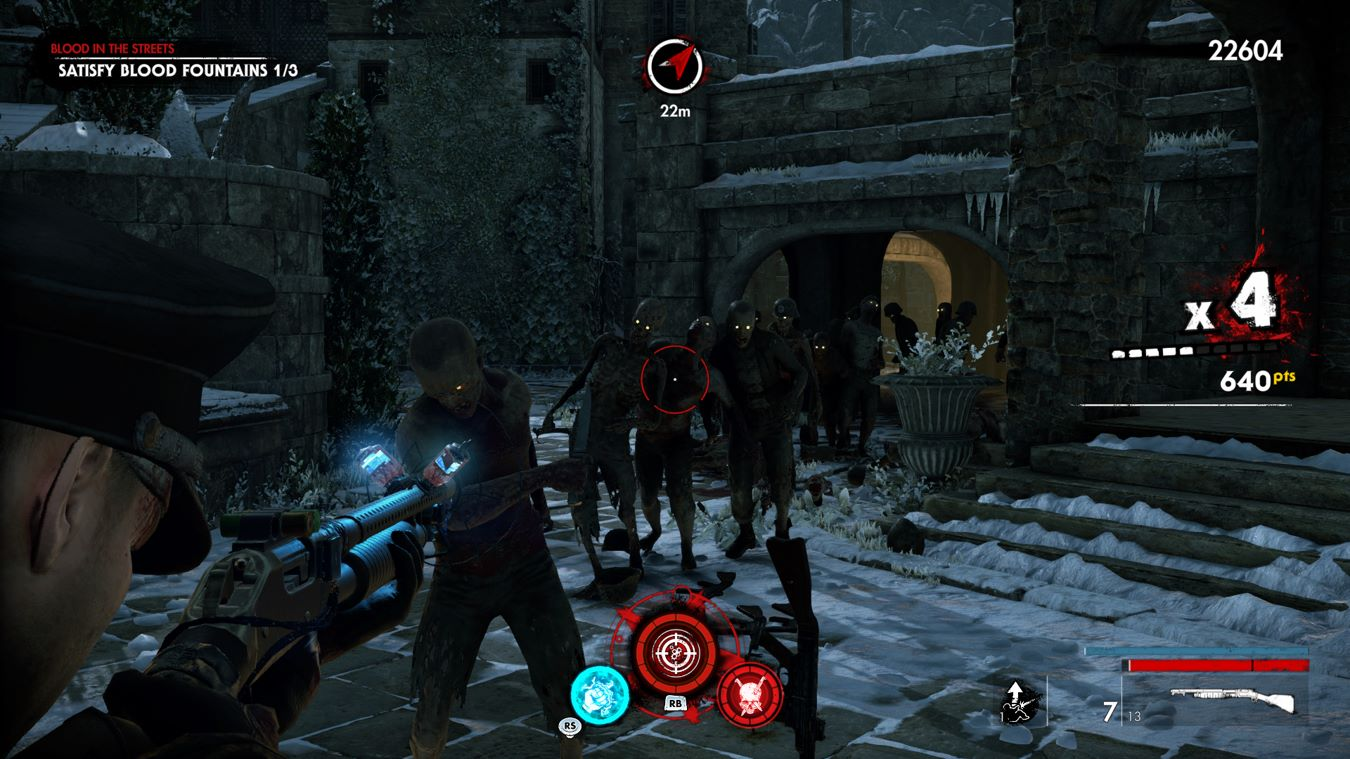 GGS Gamer's Zombie Army 4: Dead War Season Pass One review