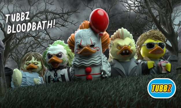 New Bloodsoaked Horror Tubbz available For Collectors