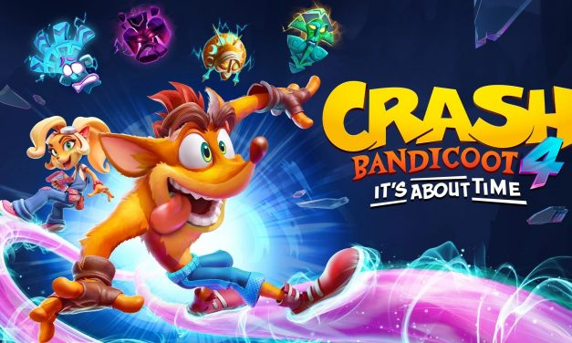 Crash Bandicoot 4: It's About Time Launch Trailer