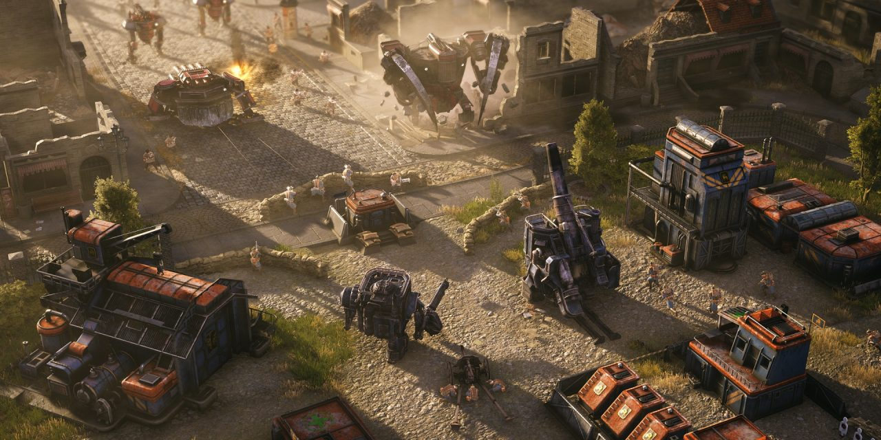 Iron Harvest RTS Introduces The Saxony War Machine