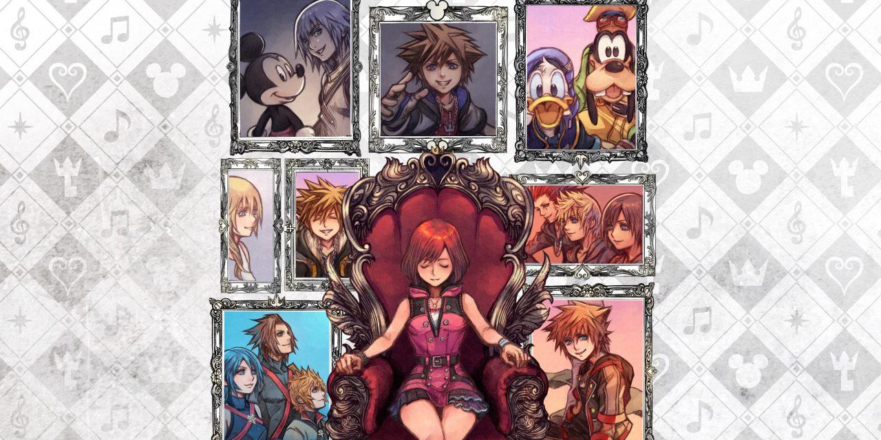 Kingdom Hearts Melody of Memory Coming This November