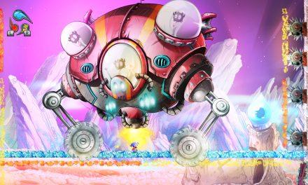 Masocore Platformer OkunoKA Madness Launches Next Month