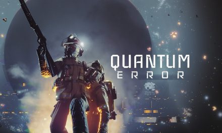 Quantum Error Gamescom 2020 Trailer Gives Us Some Spooks in Space