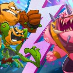 Battletoads Are Back This Month
