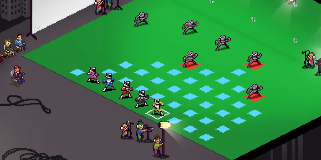 Chroma Squad Gets Physical Release Via Super Rare Games