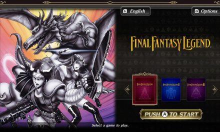 Collection of Saga Final Fantasy Legend Announced