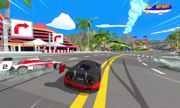 Hotshot Racing Racing To PC And Consoles Next Month