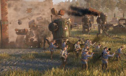 Latest Iron Harvest CGI Trailer; Tournament Announcement