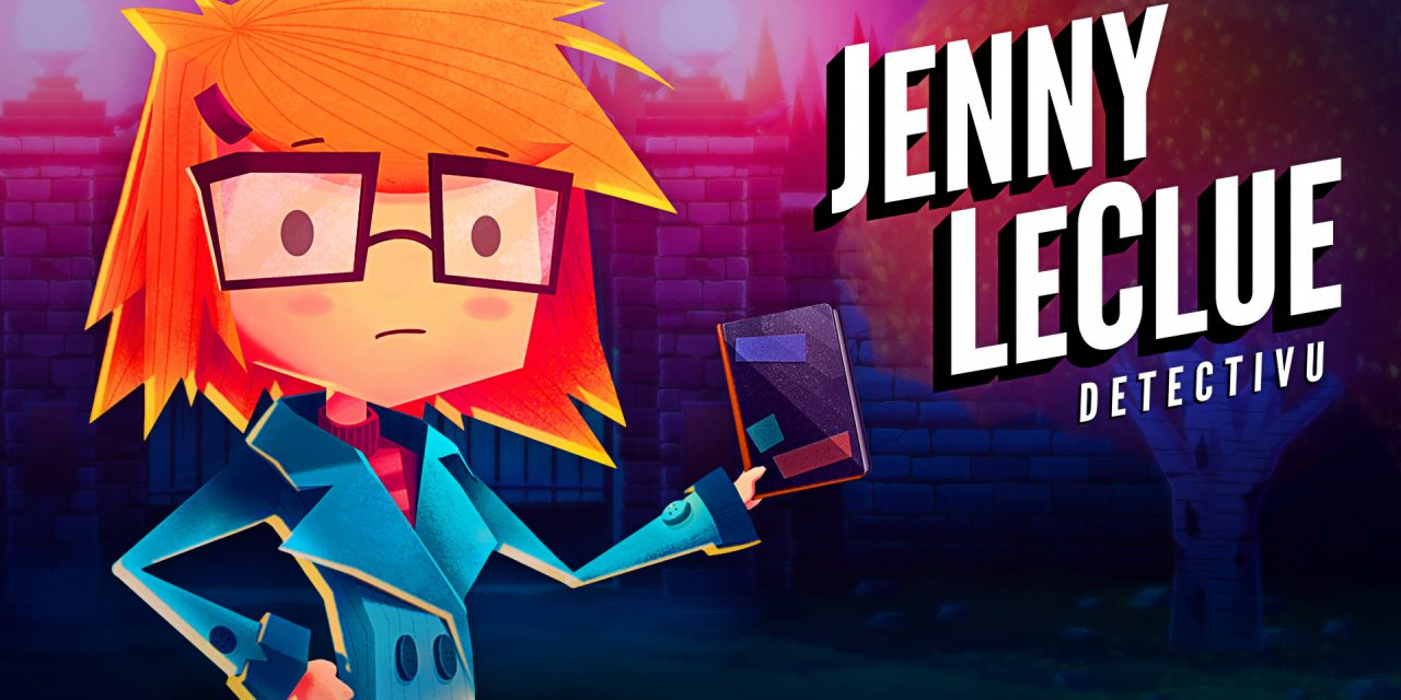 Jenny LeClue – Detectivu Out Now On Switch