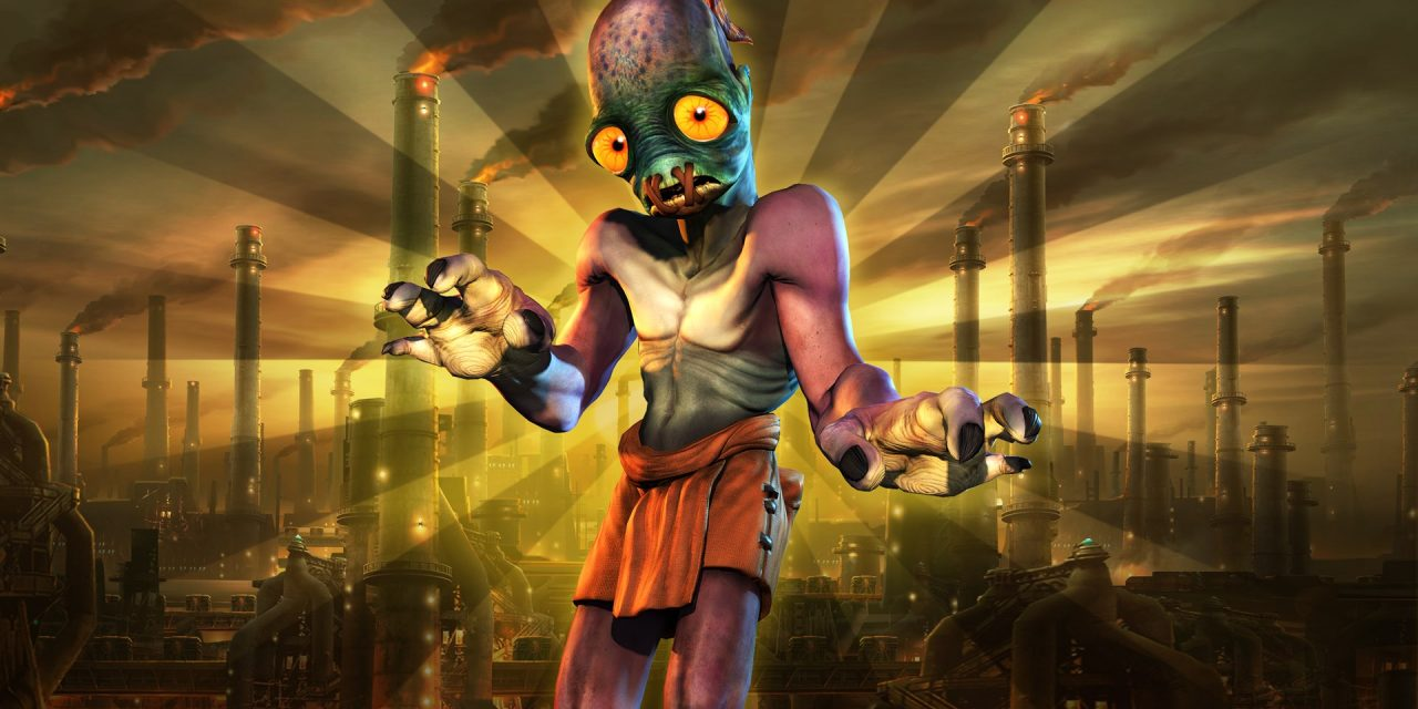 Oddworld: New 'n' Tasty Coming This October To Nintendo Switch