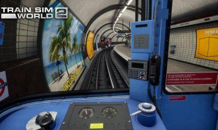 Train Sim World 2 Goes Underground