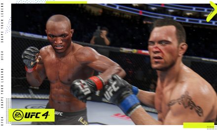 Jump Into The Octagon With UFC 4