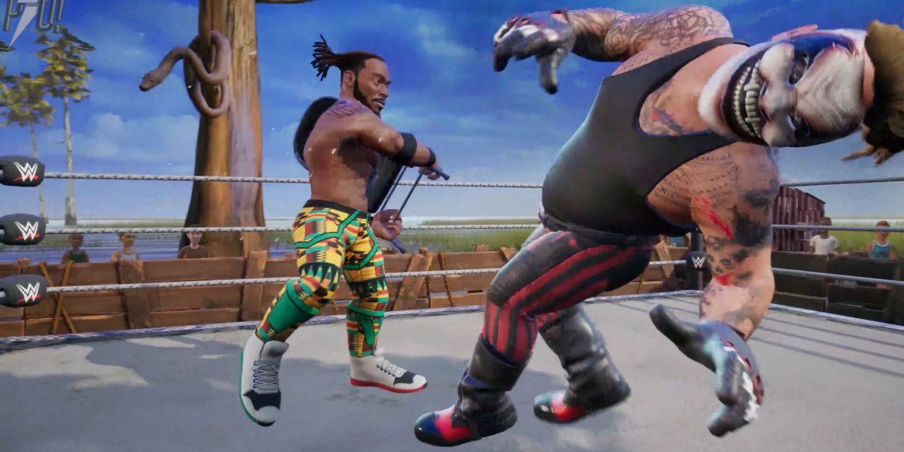 WWE 2K Battlegrounds Game Modes Trailer