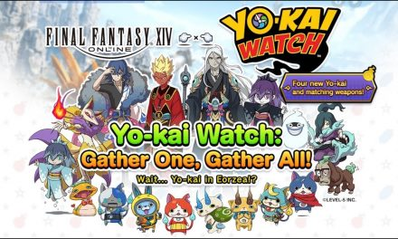 Guide: Final Fantasy 14: Yo-Kai Watch: Gather One, Gather All – Where To Get All Legendary Medals