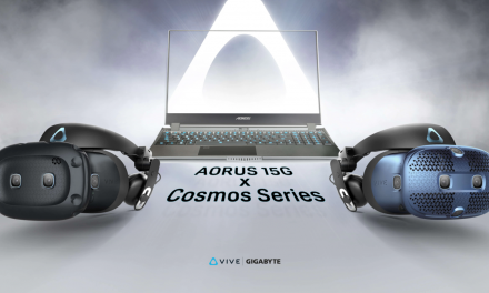 Cosmos Series X Aorus 15G Incoming
