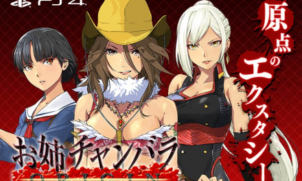 Onee Chanbara Origin Announced; Launches Next Month