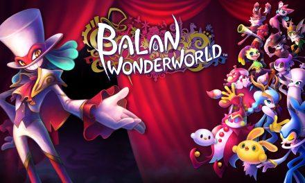 Take Your Seats For The Opening Movie of Balan Wonderworld