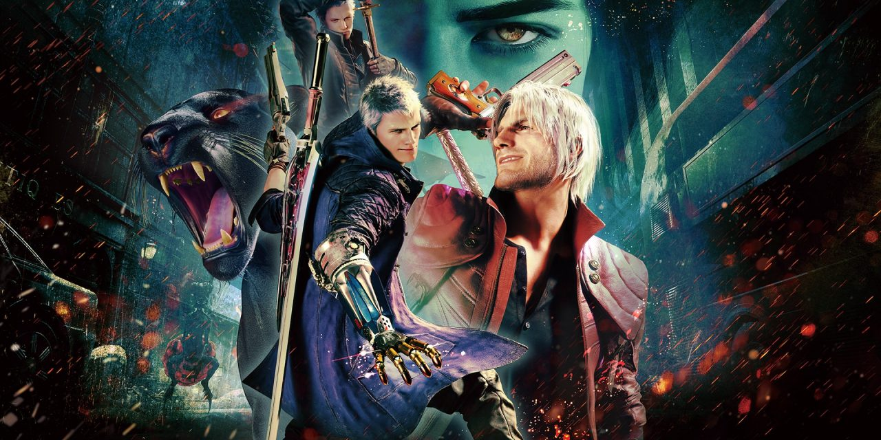 Start Next-Gen in SSStyle! Devil May Cry 5 Special Edition on PlayStation 5 and Xbox Series Consoles!