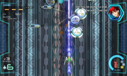 Ginga Force Flies To PC, PS4 This Month