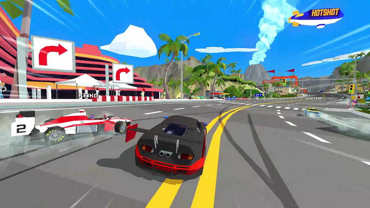 GGS Gamer's review of Hotshot Racing