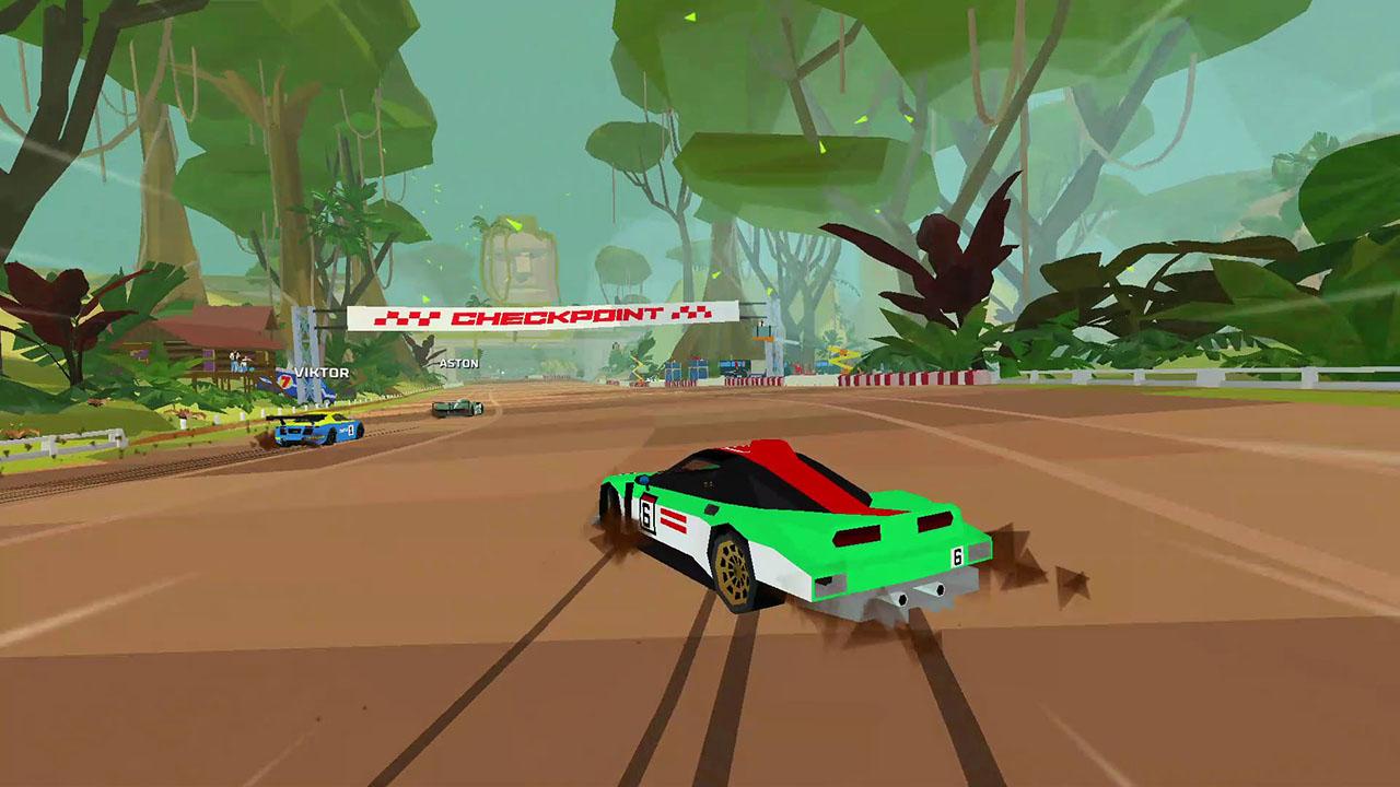 GGS Gamer review: Hotshot Racing
