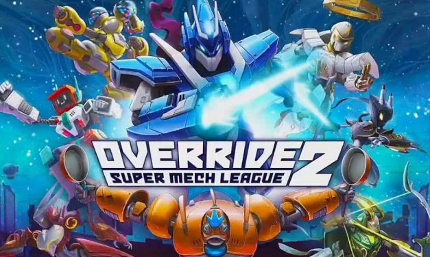 Override 2: Super Mech League Smashes The Competition This December