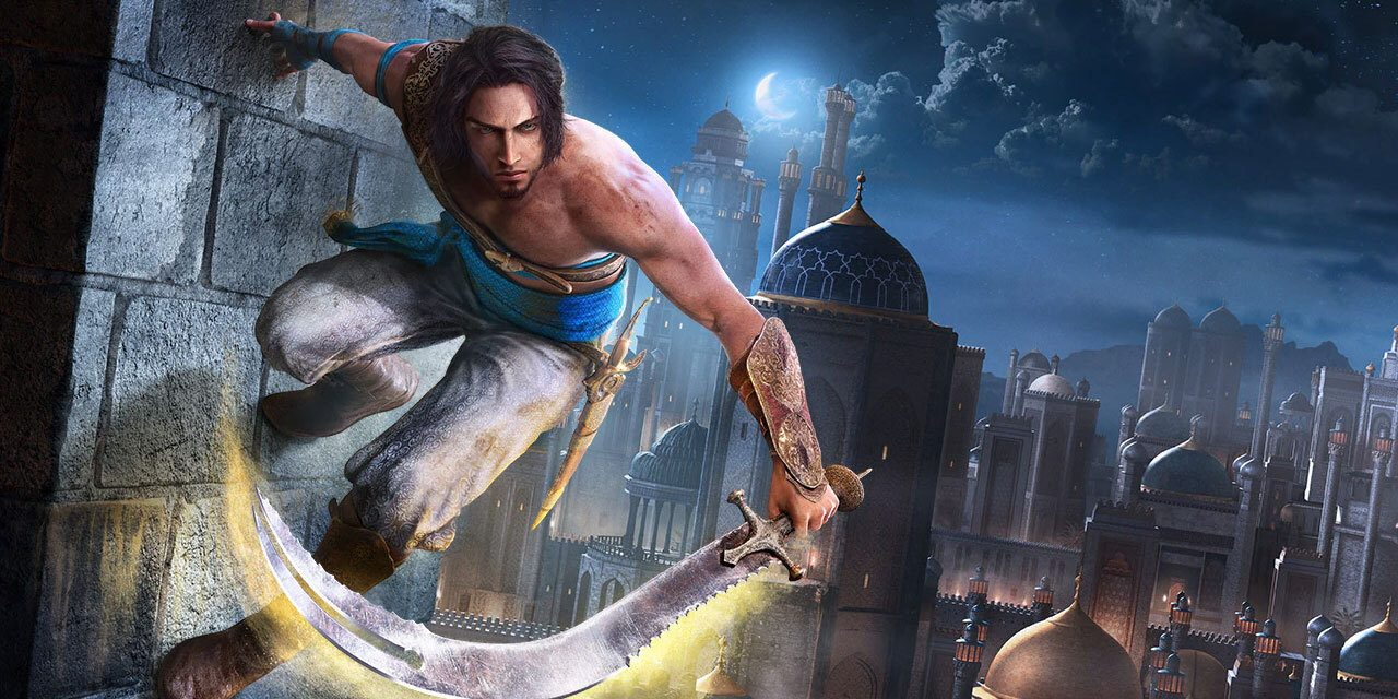 Prince of Persia: The Sands of Time Returns