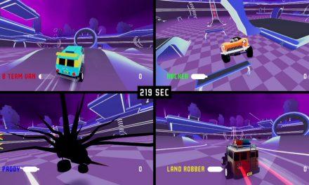 REKT! High Octane Stunts Races To PC