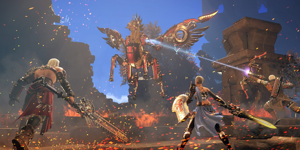 Skyforge Coming To Switch