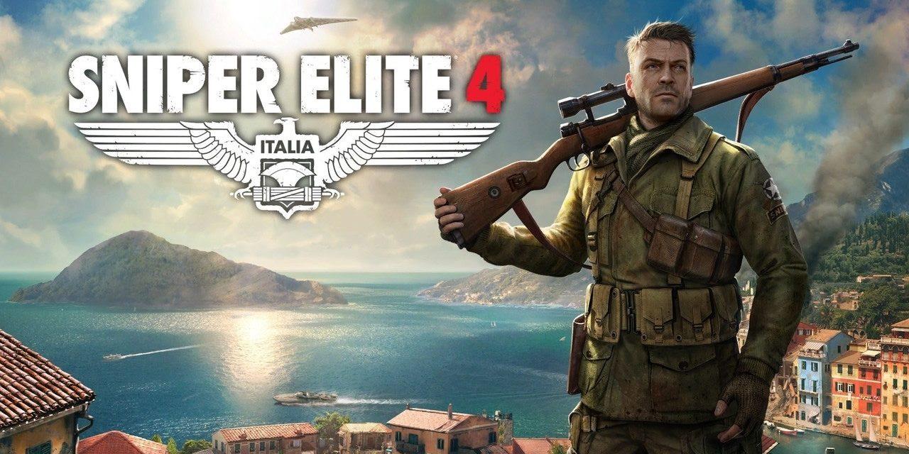 Sniper Elite 4 Coming To Nintendo Switch