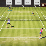 Tennis World Tour 2 OuT Now; New Features Trailer
