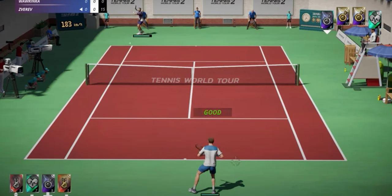 Tennis World Tour 2 Roster Announcement