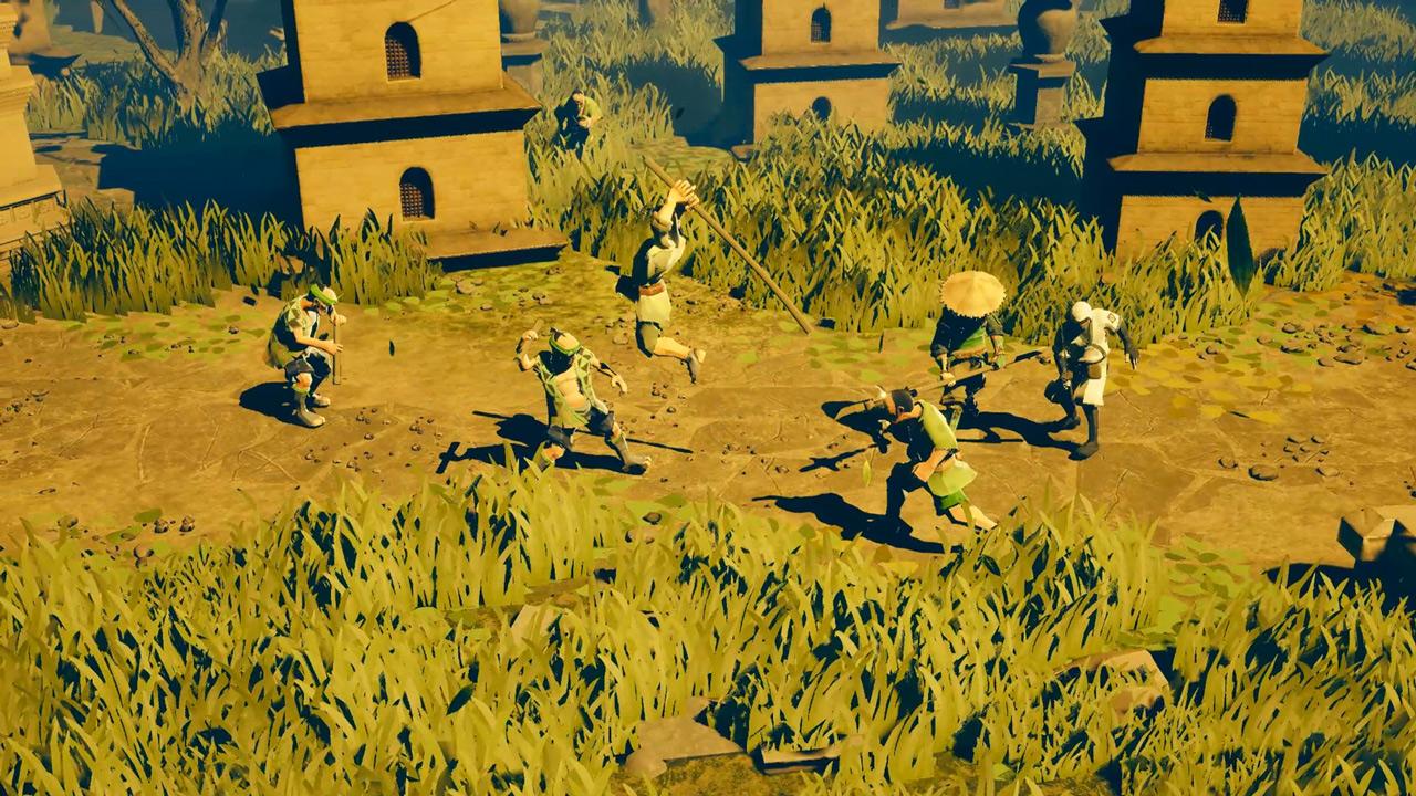GGS Gamer's review of 9 Monkeys of Shaolin