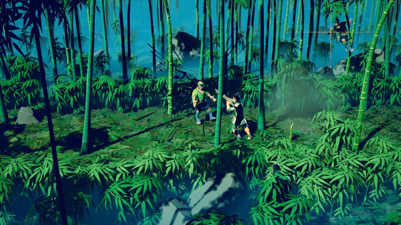 GGS Gamer's 9 Monkeys of Shaolin review