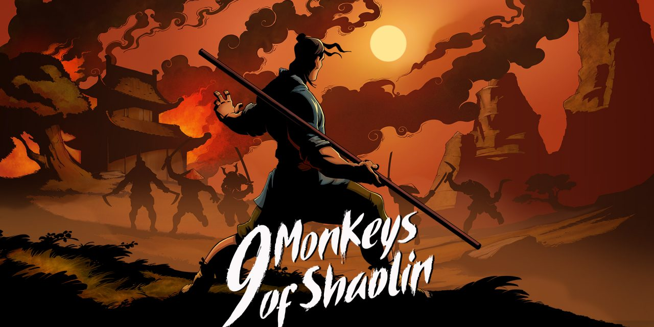 Review: 9 Monkeys Of Shaolin