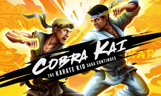 Review: Cobra Kai: The Karate Kid Saga Continues