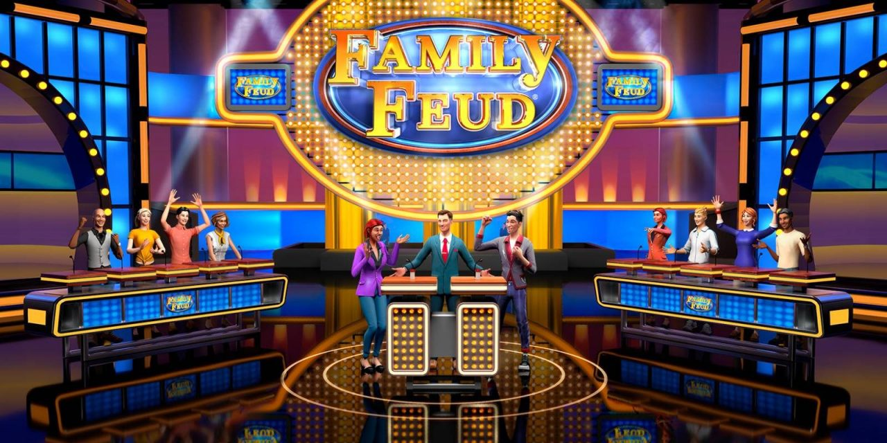 It's (Almost) Time To Play The Feud!