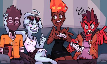 Monster Prom Is Next Inline From Super Rare Games